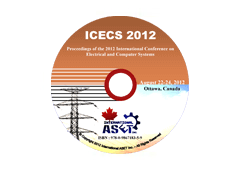 Proceedings of the International Conference on Electrical and Computer Systems (ICECS'12)