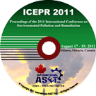 Proceedings of the International Conference on Environmental Pollution and Remediation