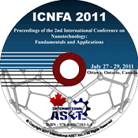 Proceedings  the 2nd International Conference on Nanotechnology: Fundamentals and Applications